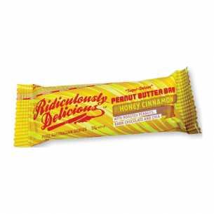 Peanut Butter Bar Honey Cinnamon