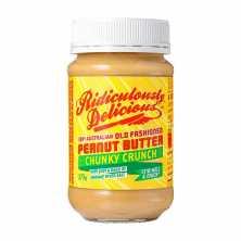 Peanut Butter Chunky Crunch