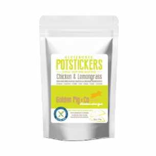 Pot Stickers Dumplings - Chicken and Lemongrass