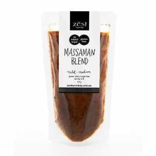 massaman curry au