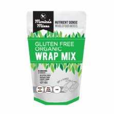 Gluten Free Organic Wrap Mix