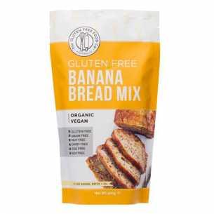 Gluten Free Banana Bread Mix