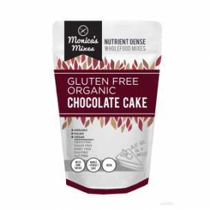 Gluten Free Organic Chocolate Cake Mix