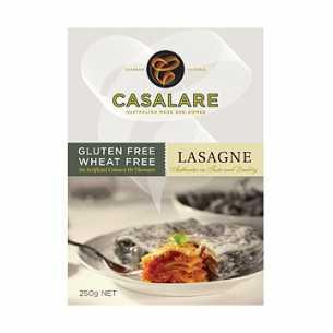 Lasagne Sheets Gluten Free