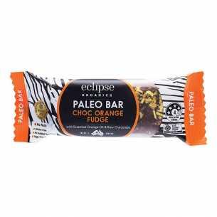 Choc Orange Fudge Bar