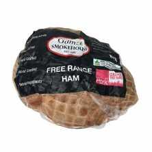 Free-Range Nitrite-Free Boneless Ham 2kg