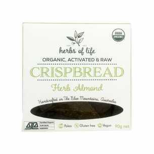 Crispbread Herb and Almond