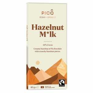 Hazelnut Milk Chocolate