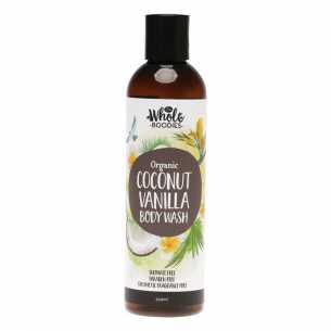 Body Wash Coconut Vanilla