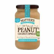 Organic Peanut and Coconut Spread - Clearance