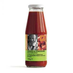 Pureed Tomato Sauce Passata