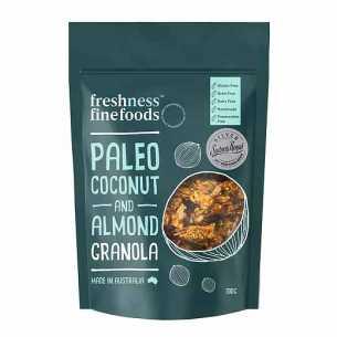 Paleo Coconut and Almond Granola