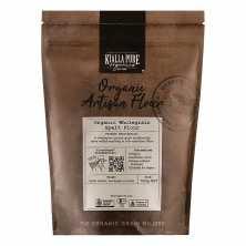 Organic Wholegrain Spelt Flour