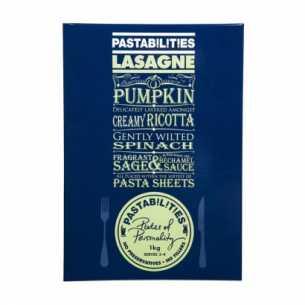 Lasagne - Pumpkin, Ricotta, Spinach and Sage