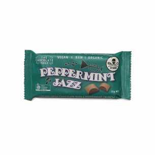 Chocolate Peppermint Jazz