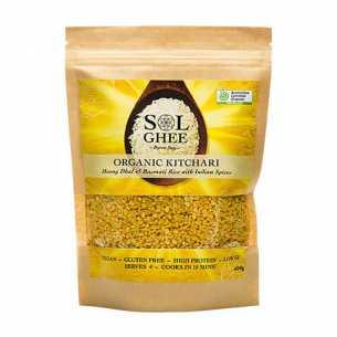Organic Moong Dhal and Basmati Rice Mix