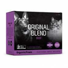 Organic Paws<br />Original Blend Beef 3x750g
