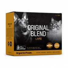 Organic Paws<br />Original Blend Lamb 3x750g