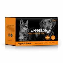 Organic Paws<br />Powerhouse Organ Blend with Turkey 3x500g