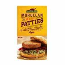 Moroccan Patties Vegan