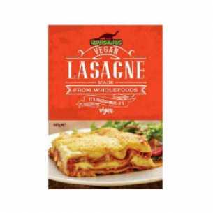 Lasagne Vegan
