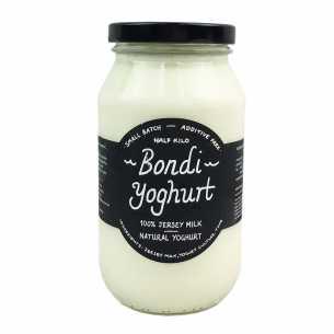 Natural Yoghurt Jersey Milk