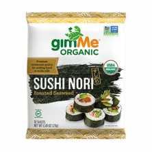 Roasted Seaweed Sushi Nori