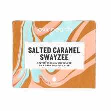 Salted Caramel Swayzee Chocolate Bar