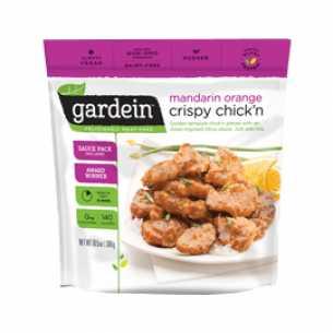 Mandarin Crispy Chick'n
