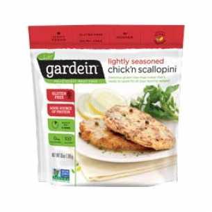 Chick'n Scallopini Gluten Free