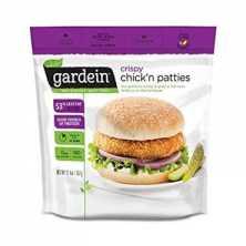 Crispy Chick'n Patty