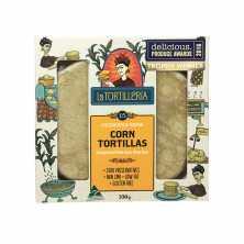 La Tortilleria<br />Corn Tortillas 330g