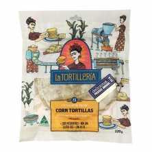 La Tortilleria<br />Corn Tortillas 220g