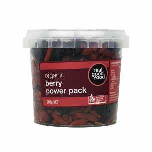 Organic Berry Power Pack