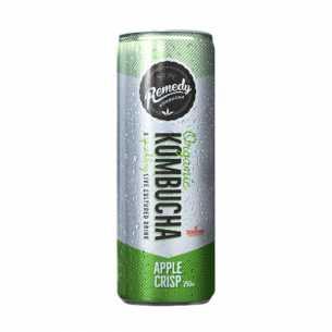 Apple Crisp Kombucha CAN