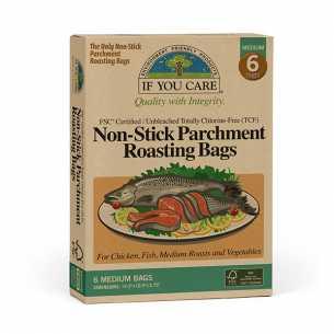 Non-Stick Parchment Roasting Bags