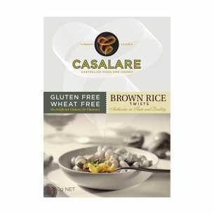 Twists Brown Rice