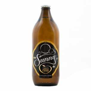 Sunny Creek Cider (clear)