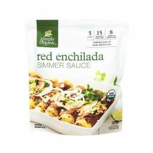 Red Enchilada Simmer Sauce