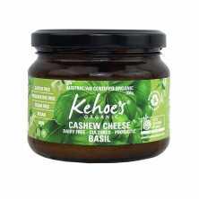 Vegan Cashew Cheese Basil