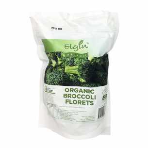 Frozen Organic Broccoli Florets