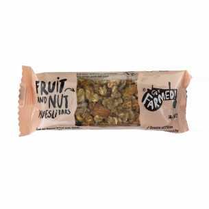 Fruit and Nut Muesli Bar