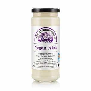 Vegan Garlic Aioli