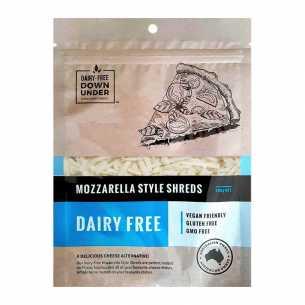 Mozzarella Style Shreds (vegan)