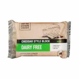 Cheddar Style Block (vegan)