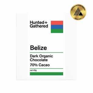 Belize 70% Chocolate