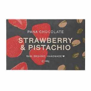 Strawberry and Pistachio