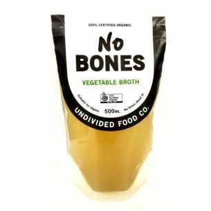 No Bones Organic Vegetable Broth