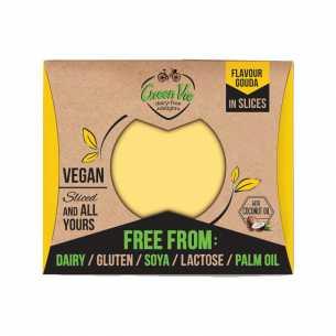 Gouda Style Vegan Cheese Slices