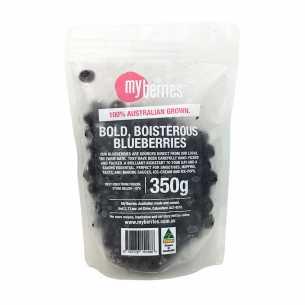 Blueberries Frozen